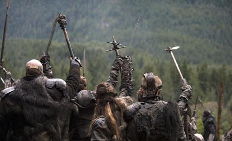 Battle Cry - The 100 Season 2 Episode 14