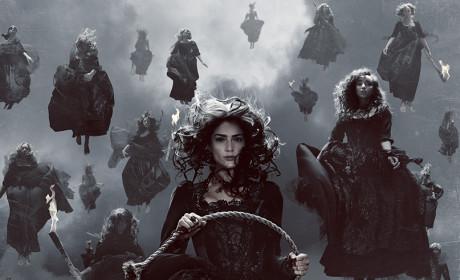 It's Raining Witches - Salem
