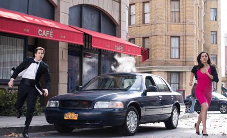 Sidetracked By a Criminal - Brooklyn Nine-Nine