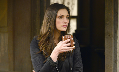 Hayley in the Morning - The Originals Season 2 Episode 16