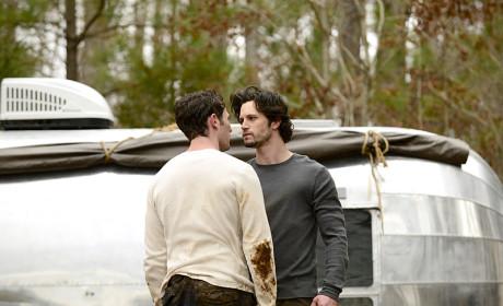 Tension Between Wolves - The Originals Season 2 Episode 16