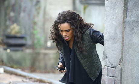The Originals Q&A: Maisie Richardson-Sellers on Becoming Rebekah, Fighting Off Eva Sinclair