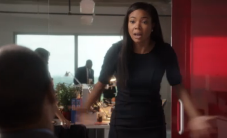 A Work Decision - Being Mary Jane Season 2 Episode 5
