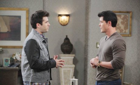 Days of Our Lives Photo Gallery: Sonny Drops a Bombshell