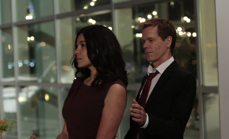 Ryan and Gwen - The Following