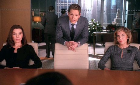 Three Partners - The Good Wife