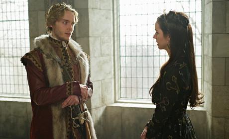 Not-So-Lovers Quarrel - Reign Season 2 Episode 16