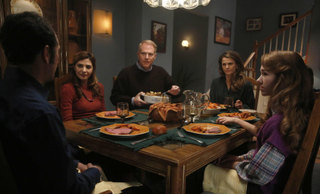 Family Matters - The Americans