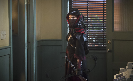 On the Lookout - Arrow Season 3 Episode 16