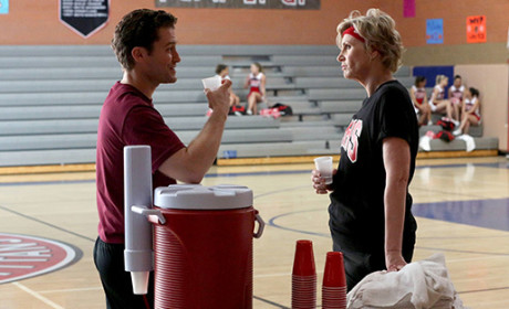 Will and Sue - Glee Season 6 Episode 12
