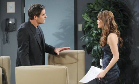 Jordan Says Goodbye - Days of Our Lives
