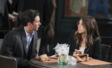 Chad and Abigail - Days of Our Lives
