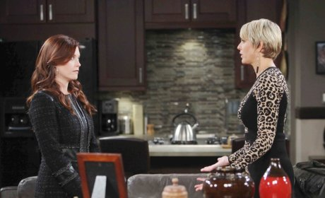 Nicole Gets in the Way - Days of Our Lives