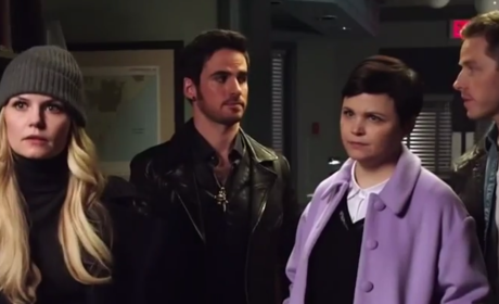 Once Upon a Time Season 4 Episode 15 Review: Enter the Dragon