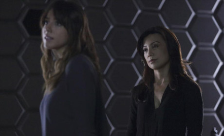 May Sympathizes With Skye - Agents of S.H.I.E.L.D. Season 2 Episode 13