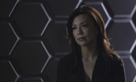 May Offers Advice - Agents of S.H.I.E.L.D. Season 2 Episode 13
