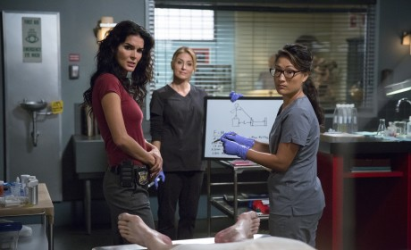 A Double Life - Rizzoli & Isles