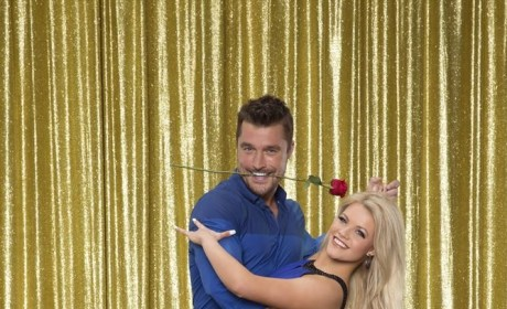 Chris Soules and Witney Carson - Dancing With the Stars