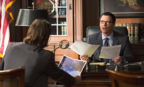 Wait... What?!? - Scandal Season 4 Episode 15