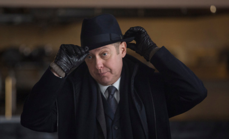 Red and His Hat - The Blacklist Season 2 Episode 15