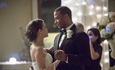 The First Dance - Arrow Season 3 Episode 17
