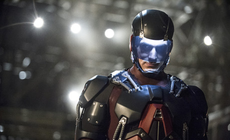 ATOM - Arrow Season 3 Episode 17