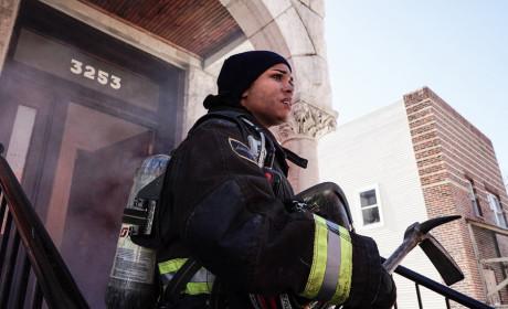 Dawson Hurt? - Chicago Fire Season 3 Episode 18