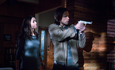 Supernatural Season 10 Episode 15 Picture Preview: Separated Siblings?
