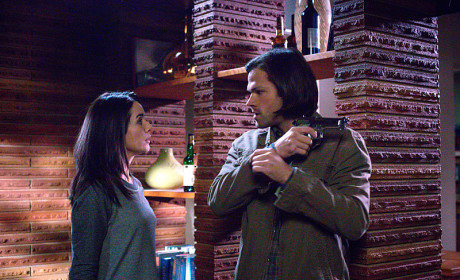 A Chat With Sam - Supernatural Season 10 Episode 15