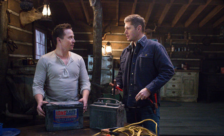 Cole and Dean - Supernatural Season 10 Episode 15