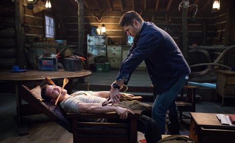 Zapping Cole - Supernatural Season 10 Episode 15