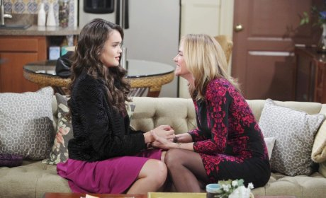 Paige's Big Decision - Days of Our Lives
