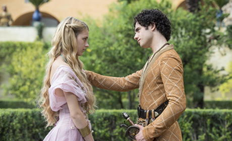 Myrcella Baratheon and Trystane Martell Talk - Game of Thrones