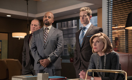 Differing Views - The Good Wife