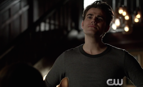 Stefan as the Ripper - The Vampire Diaries