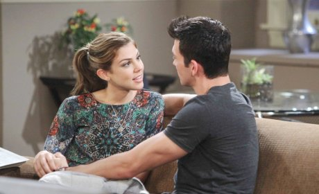 Abigail Asks a Question - Days of Our Lives