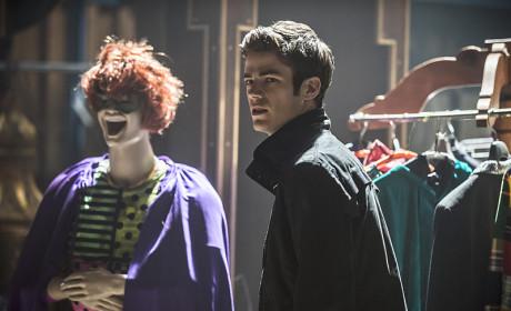 It's a Trick - The Flash Season 1 Episode 17