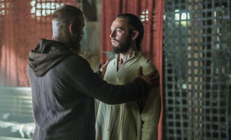 Athelstan's Surprise - Vikings Season 3 Episode 6