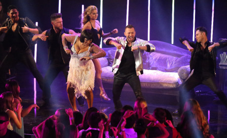 Patti and Artem: Salsa - Dancing With the Stars Season 20 Episode 2