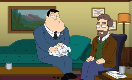 Stan Sees a Shrink - American Dad Season 12 Episode 12