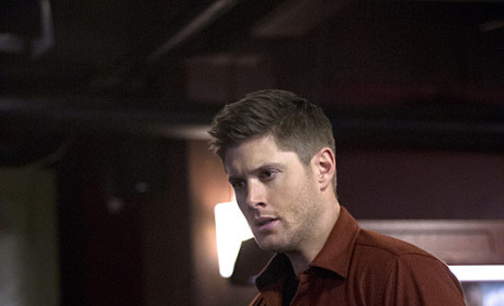 Dean and a Knife - Supernatural Season 10 Episode 17