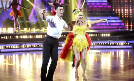 Suzanne and Tony: Samba - Dancing With the Stars Season 20 Episode 3