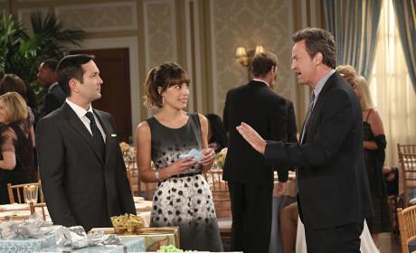 The Odd Couple Season 1 Episode 5 Review: The Wedding Deception