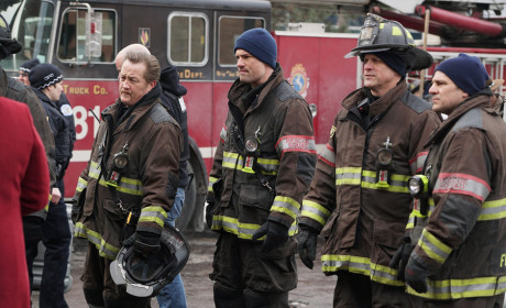 Waiting For Salvation - Chicago Fire Season 3 Episode 19