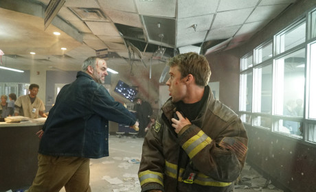 Get Down - Chicago Fire Season 3 Episode 19