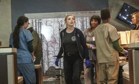 Where Is Everyone? - Chicago Fire Season 3 Episode 19