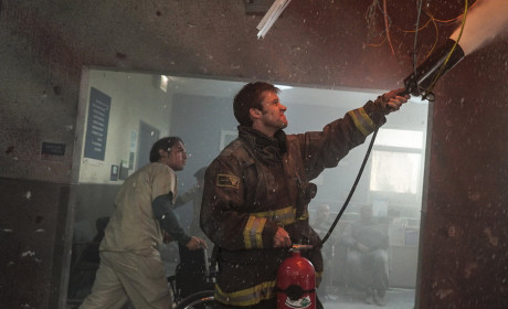 Take That - Chicago Fire Season 3 Episode 19