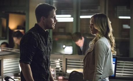 Meeting of the Minds - Arrow Season 3 Episode 19