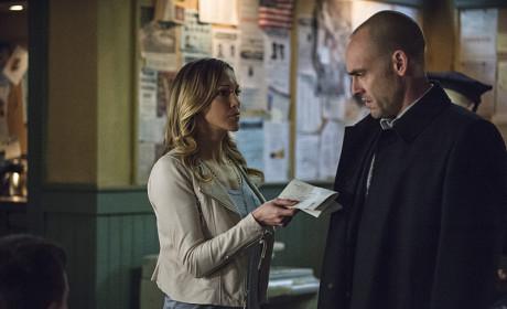 Back at You - Arrow Season 3 Episode 19