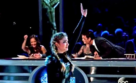 Dancing With the Stars Review: May The Odds Be Ever In Willow's Favor